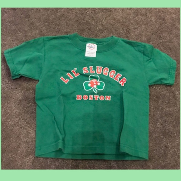 new styles 34d0f 8ac3a Toddler Boys Boston Red Sox Shirt